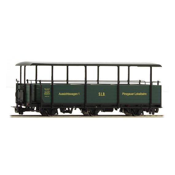 リリプット/LILIPUT 344411 HOe 展望車 Pinzgau Railway SLB Ep.V