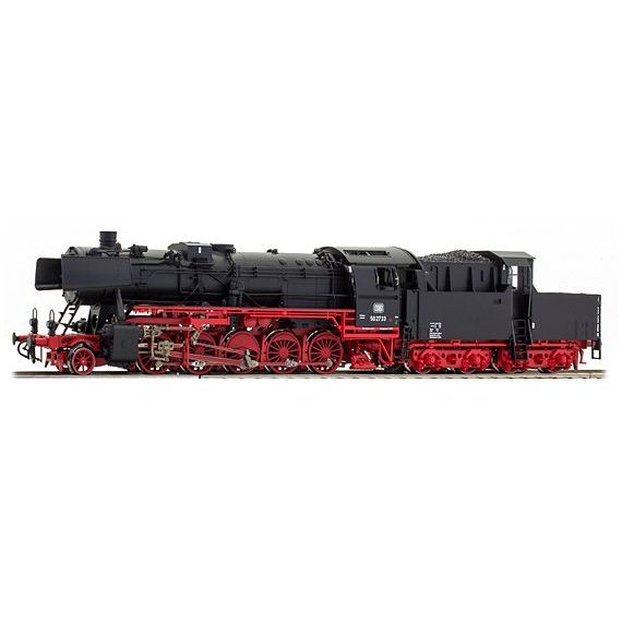 ロコ/Roco 62249 HO 2-10-0 蒸気機関車 Steam locomotive series 50 of the DB, epoch III (DCCサウンド)
