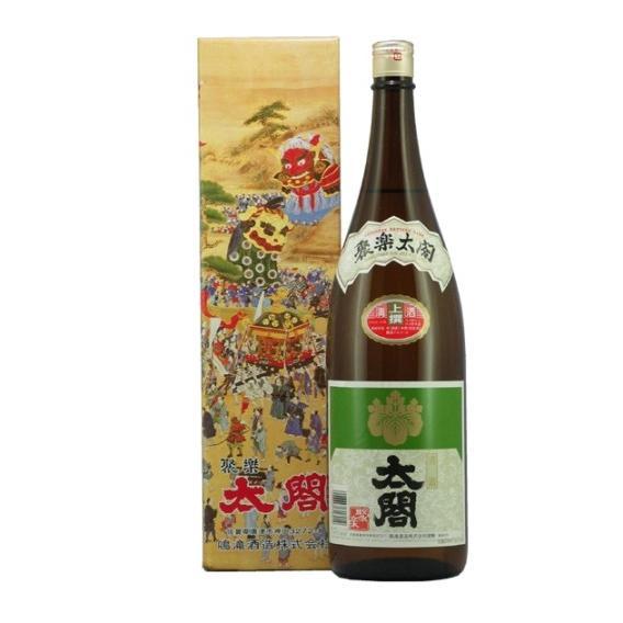 聚楽太閤 上撰 1800ml narutaki