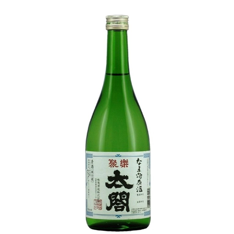 聚楽太閤 原酒生酒 720ml narutaki