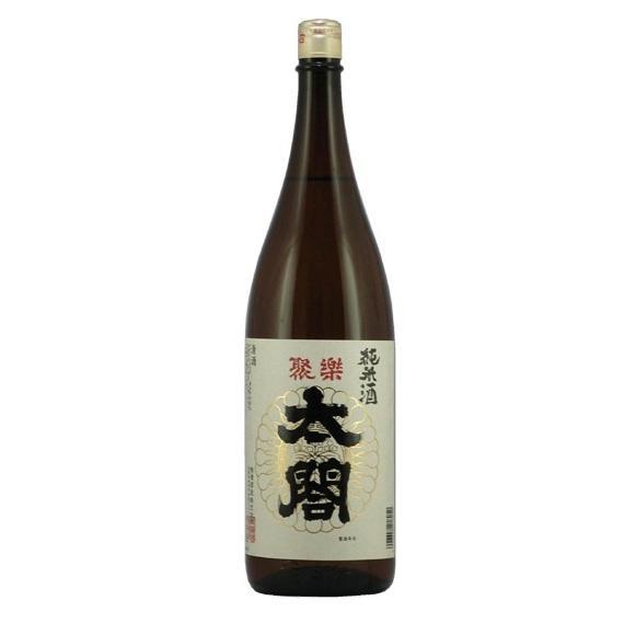 聚楽太閤 純米酒 1800ml narutaki