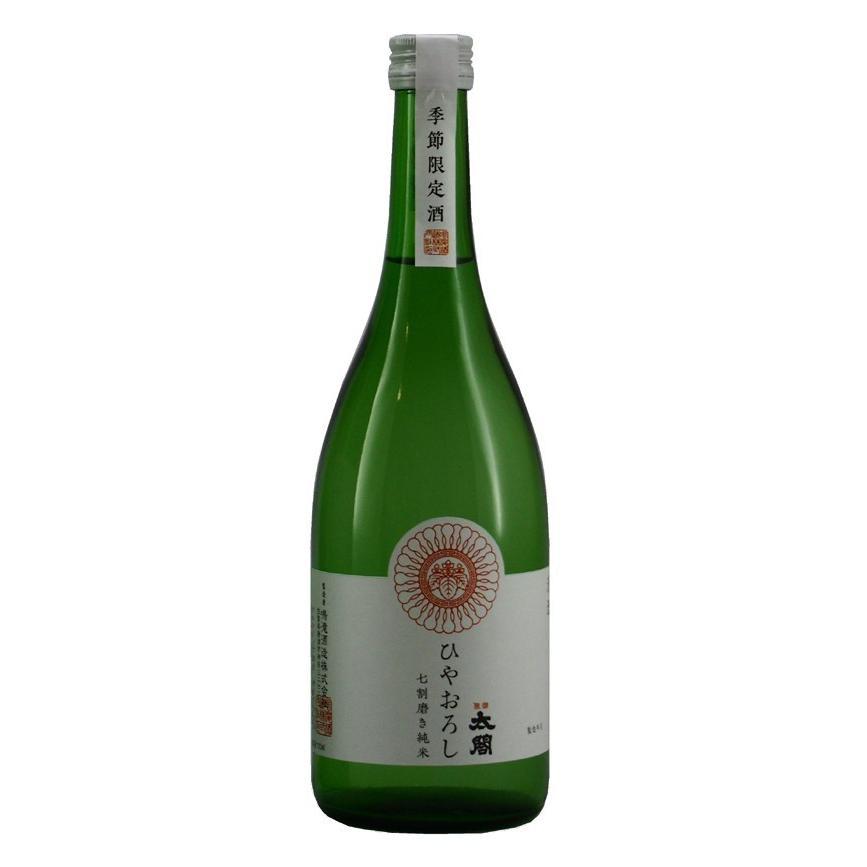 聚楽太閤 七割磨き純米 ひやおろし   720ml|narutaki
