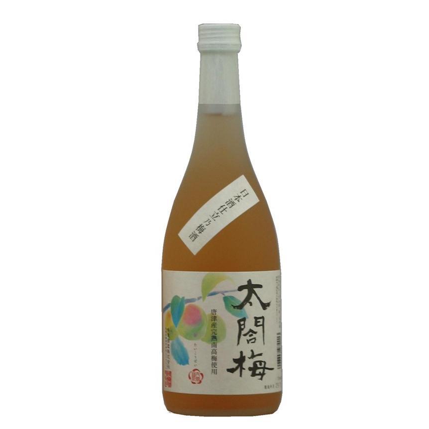 日本酒仕立乃梅酒 太閤梅 720ml narutaki