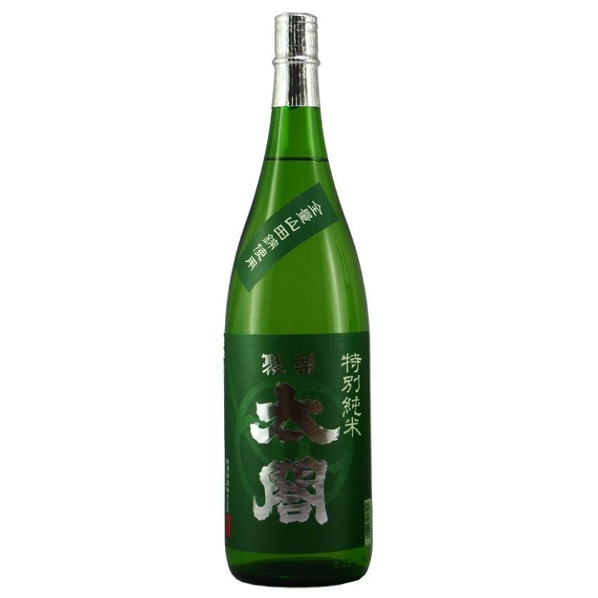 聚楽太閤 特別純米酒 全量山田錦 1800ml narutaki