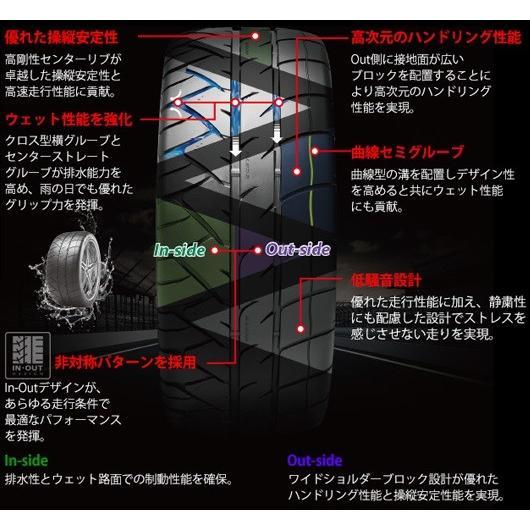 クムホ ECSTA V720 245/40R18 97W XL 1本 送料無料(沖縄、離島除く)|nasnetshop|03