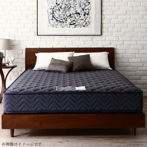 シングル マットレス フランスベッド 端までしっかり寝られる純国産マットレス プロ・ウォール シングル