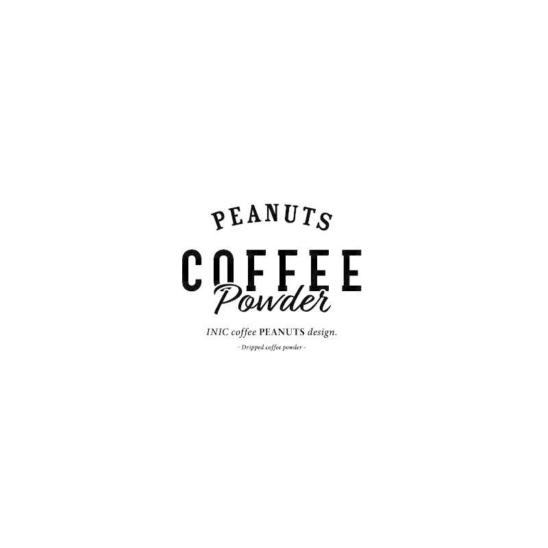 スヌーピー インスタントコーヒー  ギフト スティック スヌーピー INIC coffee イニックコーヒー PEANUTS COFFEE 70周年 コーヒースティック|naturobe|06
