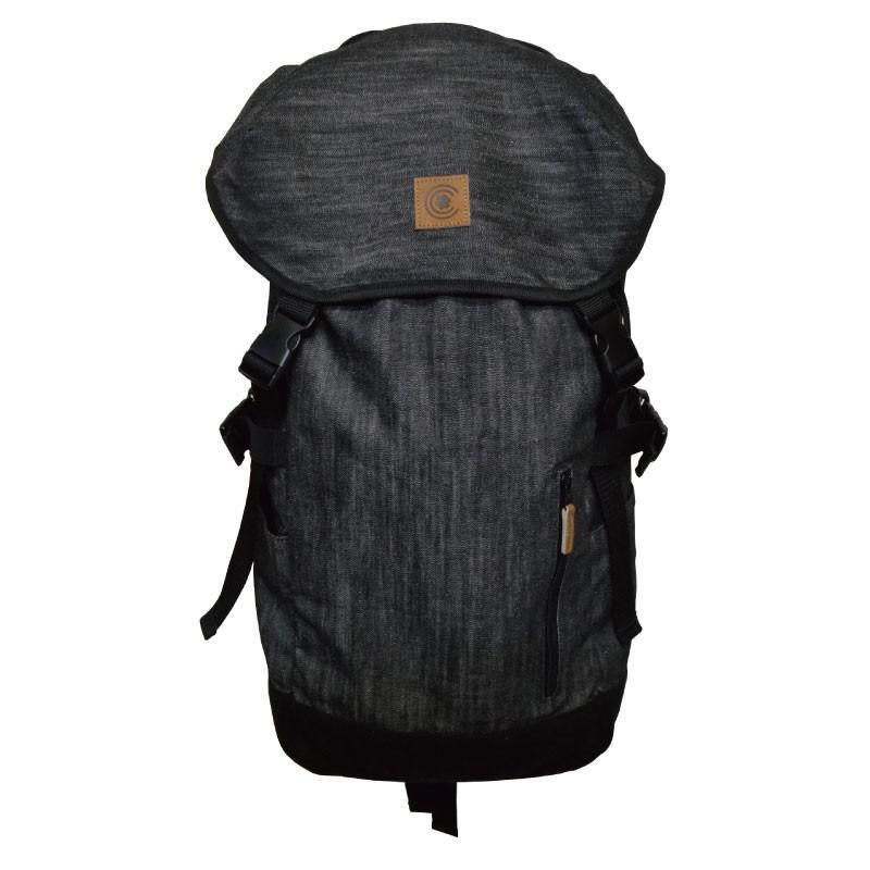 カセット JENE デイバッグ(サングラス専用ポケット) 黒