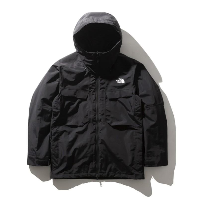 アウトドアジャケット ザ・ノースフェイス Fourbarrel Triclimate Jacket M K(ブラック)