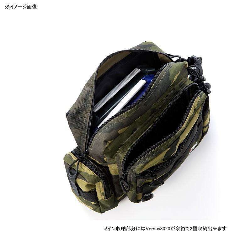タックルバッグ アブガルシア ワンショルダーバッグ2 ブラック|naturum-fishingstore|02