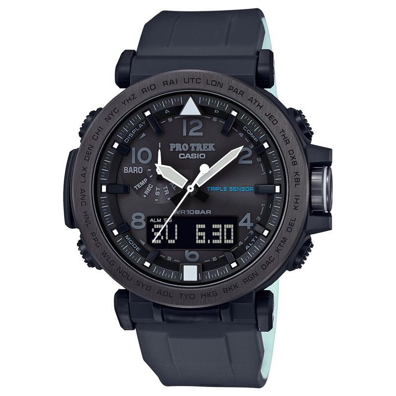 アウトドアウォッチ・時計 プロトレック 【国内正規品】PRG-650Y-1JF 10気圧防水 ブラック