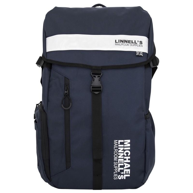 デイパック・バックパック マイケルリンネル Big Backpack(ビッグ バックパック) ML-008 30L Navy×White