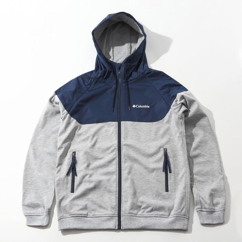 アウトドアシャツ コロンビア WILKINSON COVE HOODIE(ウィルキンソン コーブ フーディ) XL 039(COLUMBIA G)