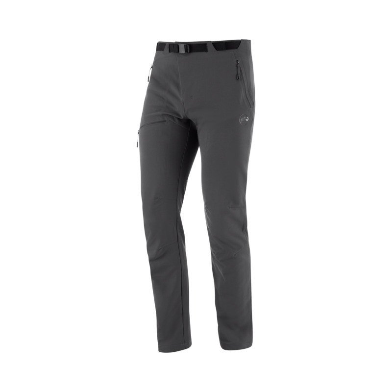 アウトドアパンツ マムート Yadkin SO Pants AF Men's L 00388(dark titanium)