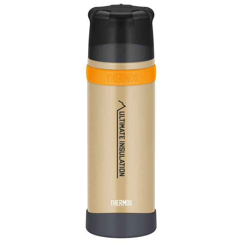 水筒・ボトル・ポリタンク サーモス FFX-751 山専用ステンレスボトル 750ml 203(サンドベージュ)|naturum-od