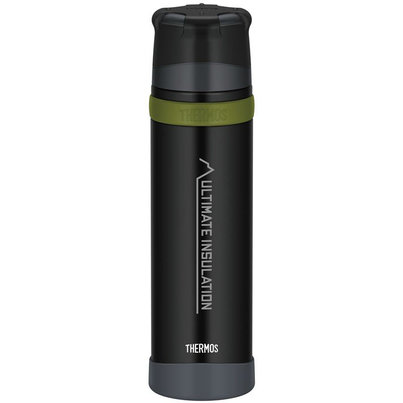 水筒・ボトル・ポリタンク サーモス FFX-901 山専用ステンレスボトル 900ml 704(マットブラック)|naturum-od