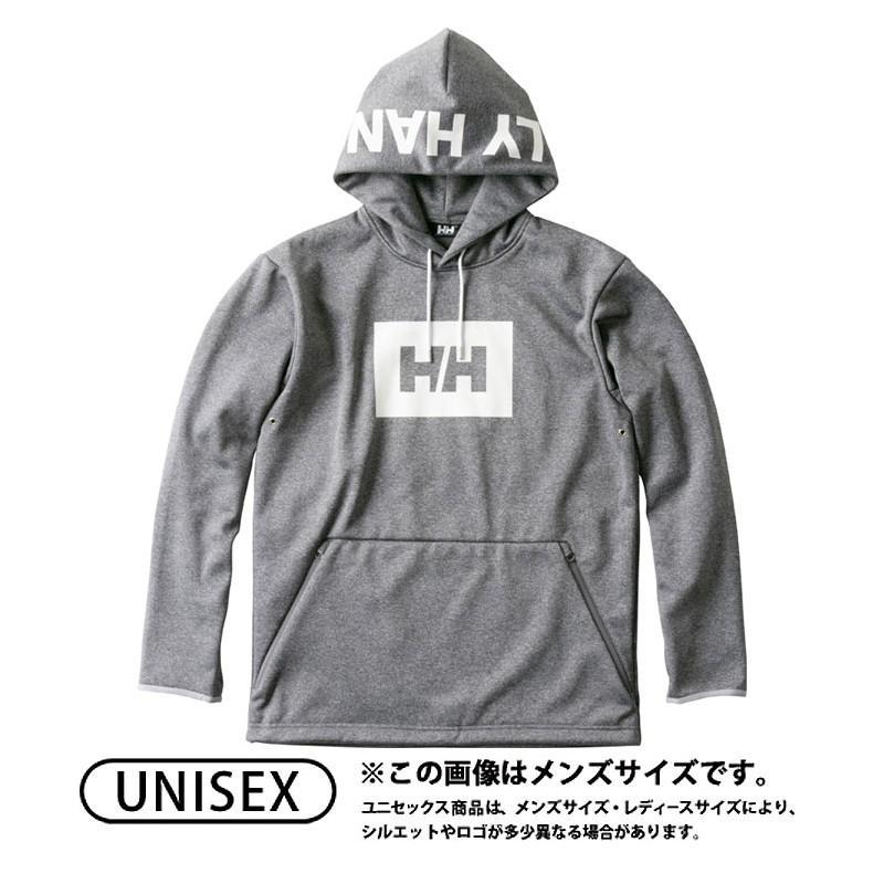 アウトドアシャツ ヘリーハンセン HE31872 BS BUBBLE PARKA(ブロウストッパー バブル パーカ) L ZW(ミックスグレー×ホワイト)