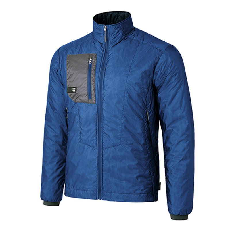 アウトドアジャケット ファイントラック ポリゴン2UL ジャケット Men's XL SO(ソニックブルー)