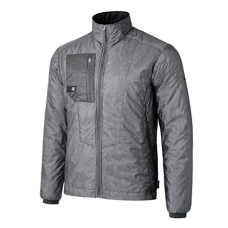 アウトドアジャケット ファイントラック ポリゴン2UL ジャケット Men's S TI(チタン)