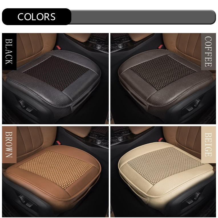 自動車 シートカバー 涼感 送風ファン内蔵 冷却 自動車シート 運転席用1枚 カークールシート 汎用 夏用 暑さ対策 natyunal-shop 02