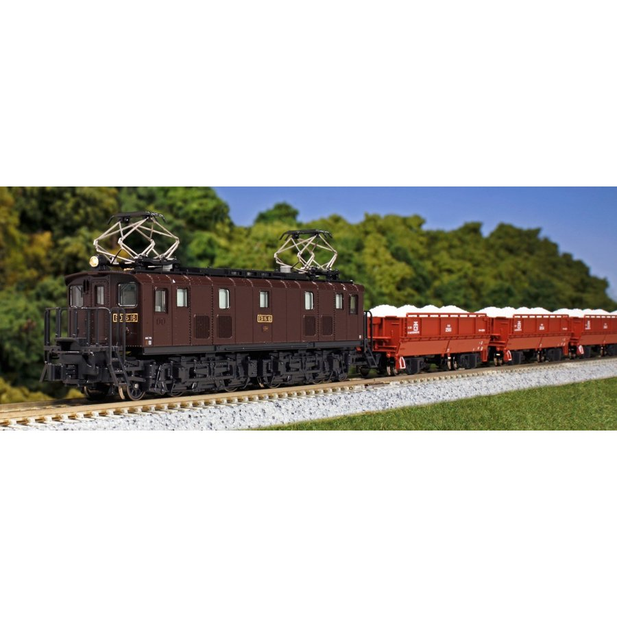 KATO Nゲージ 鉄道模型 ED16 3068