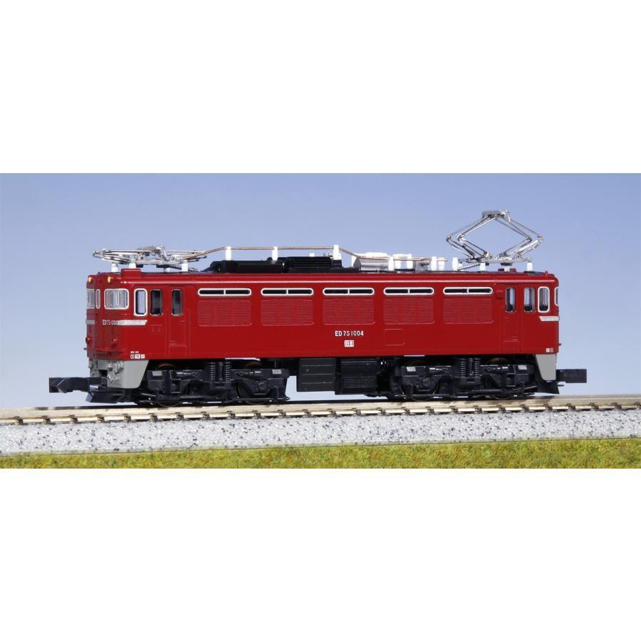 KATO Nゲージ 鉄道模型 ED75 1000 前期形 3075-1