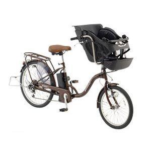 スイスイ 電動自転車 前20・後24インチ・チャイルドシートモデル・6段変速ギア搭載・大容量リチウムイオンバッテリー 電動アシスト自転車 KH-DCY07-CH|navibank|03