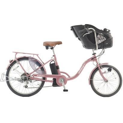 スイスイ 電動自転車 前20・後24インチ・チャイルドシートモデル・6段変速ギア搭載・大容量リチウムイオンバッテリー 電動アシスト自転車 KH-DCY07-CH|navibank|07