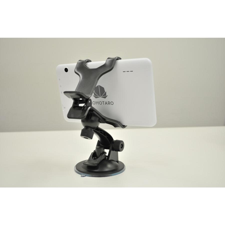 MOMOTARO ポータブルカーナビ ドライブレコーダー付き&渋滞情報表示機能有り 7インチAndroidタブレット MM-NAVI1000|navibank|04