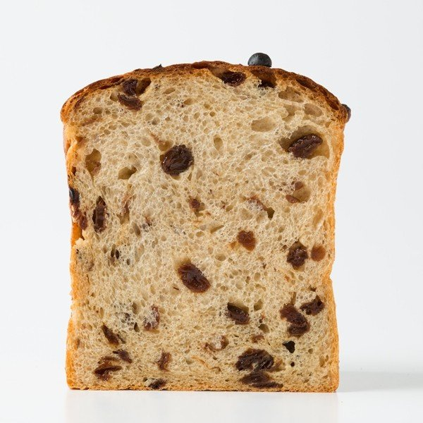 ラムレーズン食パン〔スペシャル〕 1斤 食パンを極める NBIベイカーズ|nbibakers