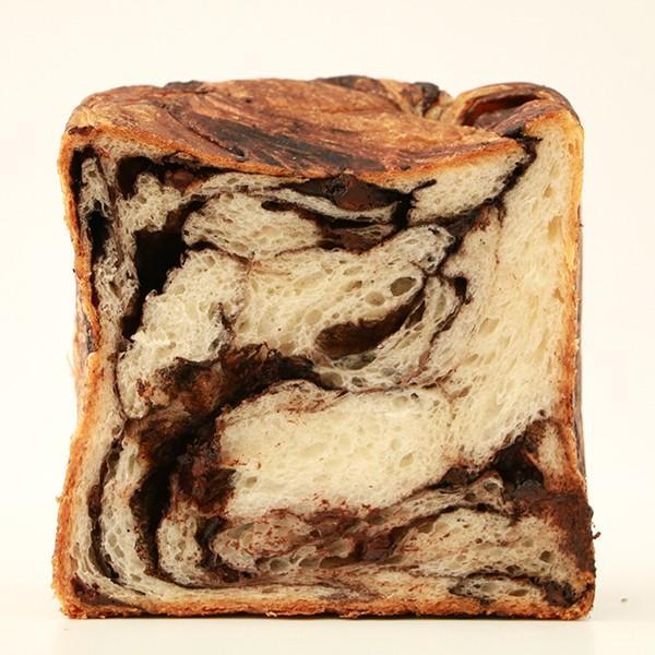 チョコデニッシュ食パン 1斤 食パンを極める NBIベイカーズ|nbibakers