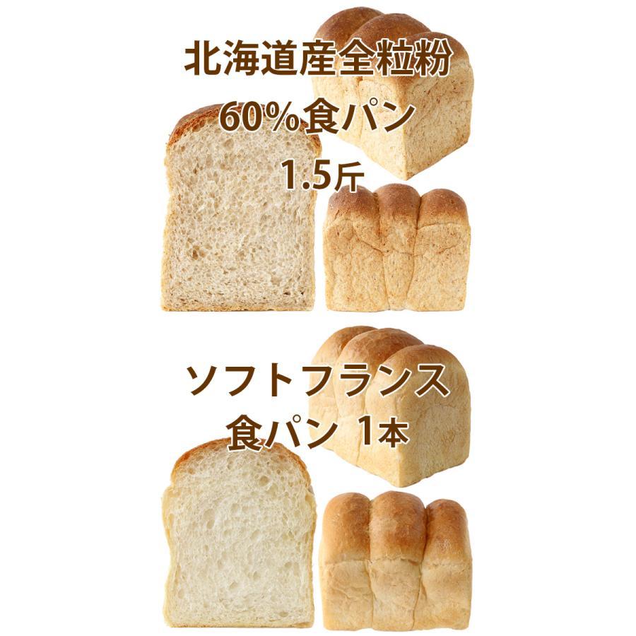 食パン 詰め合せ 3本セット 20種の食パンから選択 送料無料 お取り寄せグルメ 食パンを極めるNBIベイカーズ|nbibakers|05