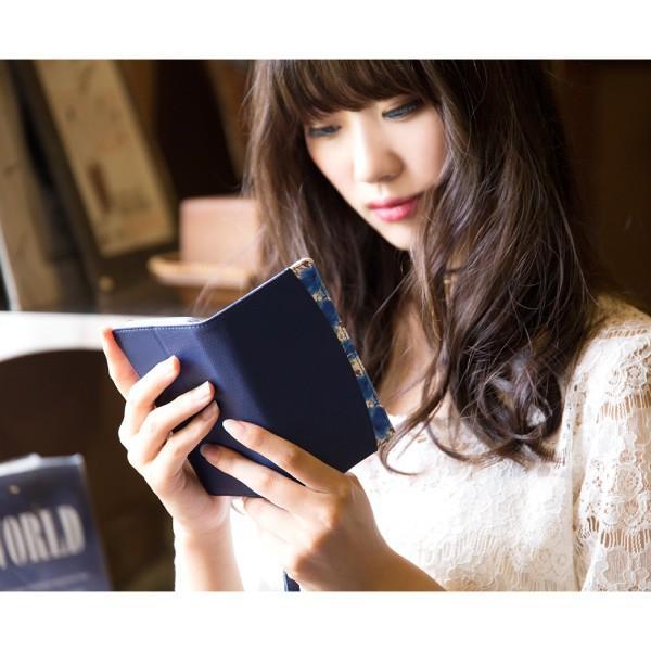 スマホケース 手帳型 多機種対応 マルチタイプ Xperia エクスペリア Galaxy ギャラクシー aquos アクオス iphone アイフォン fleur ndos 14