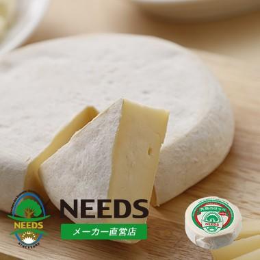大地のほっぺ180g ナチュラルチーズ 短期熟成タイプ 北海道 十勝 チーズ工房NEEDS(メーカー直営店) needs-tokachi