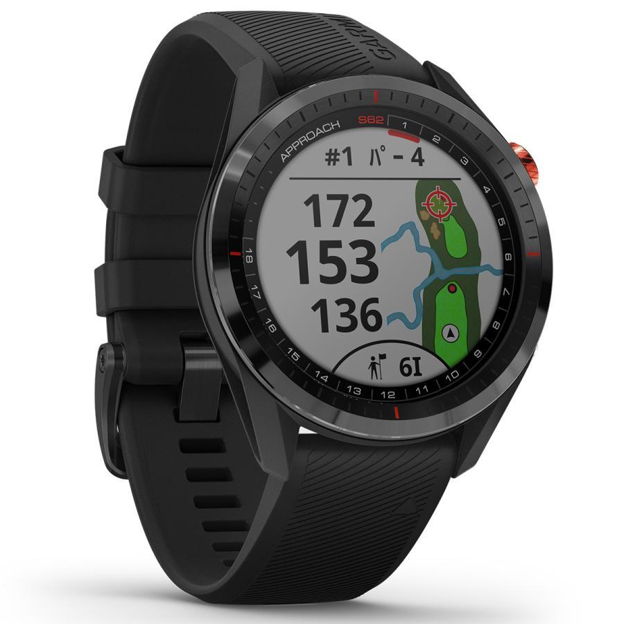 ガーミン GARMIN アプローチ S62 CT10セットモデル ゴルフ GPS スマートウォッチ ブラック 010-02200-22|neel2|14