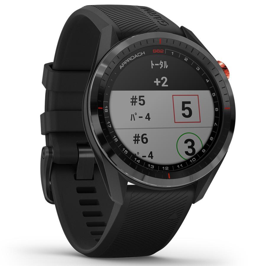 ガーミン GARMIN アプローチ S62 CT10セットモデル ゴルフ GPS スマートウォッチ ブラック 010-02200-22|neel2|17