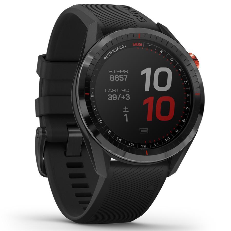 ガーミン GARMIN アプローチ S62 CT10セットモデル ゴルフ GPS スマートウォッチ ブラック 010-02200-22|neel2|18