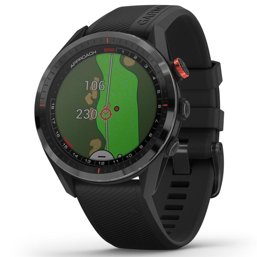 ガーミン GARMIN アプローチ S62 CT10セットモデル ゴルフ GPS スマートウォッチ ブラック 010-02200-22|neel2|06