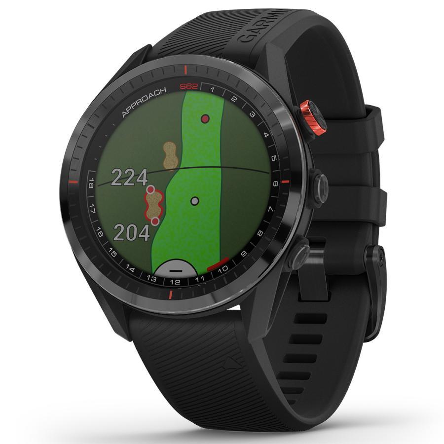 ガーミン GARMIN アプローチ S62 CT10セットモデル ゴルフ GPS スマートウォッチ ブラック 010-02200-22|neel2|07