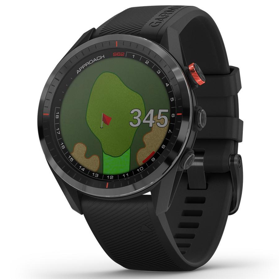 ガーミン GARMIN アプローチ S62 CT10セットモデル ゴルフ GPS スマートウォッチ ブラック 010-02200-22|neel2|08