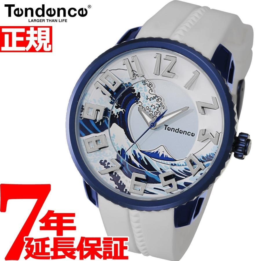 テンデンス 限定モデル 腕時計 メンズ レディース ジャパンアイコン ホクサイ 北斎 TY143102 Tendence