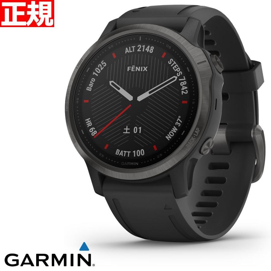 ポイント最大21倍! ガーミン GARMIN マルチスポーツGPSウォッチ フェニックス 6S 腕時計 010-02159-7D