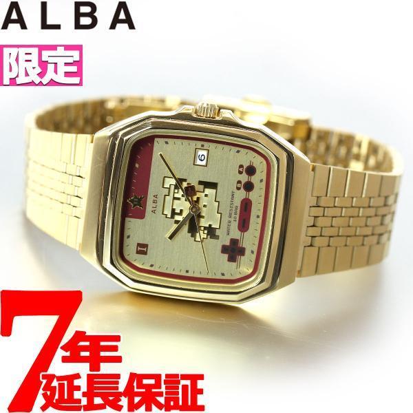 セイコー アルバ スーパーマリオブラザーズ 流通限定モデル 腕時計  ACCK711