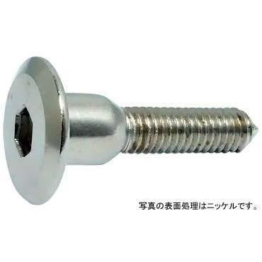 JCB−A(六角穴 ムラコシ製  6 X 23 鉄 ニッケル 【300本】