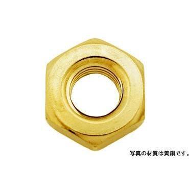 六角ナット(1種(ECO−BS M2.6 黄銅 クローム 【10000本】