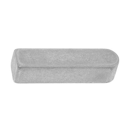 片丸キー(JIS(セイキSS製【100個】S50C JISカタマルキー 8X7X160 鉄(または標準)/生地(または標準)