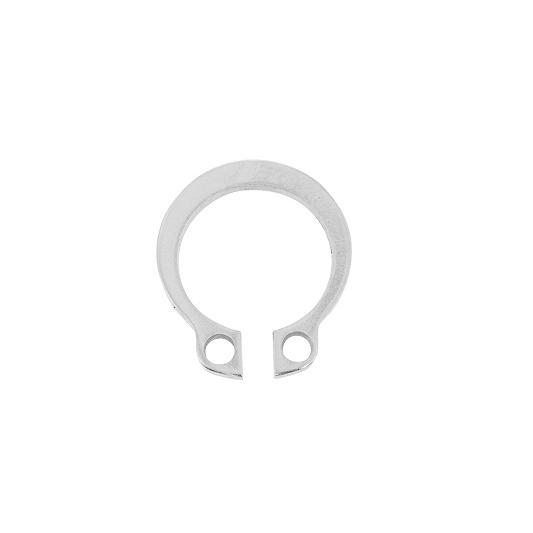 C形止め輪(軸用(大陽【2000個】Cガタトメワ(ジク(タイヨウ M15 ステンレス(303、304、XM7等)/生地(または標準)