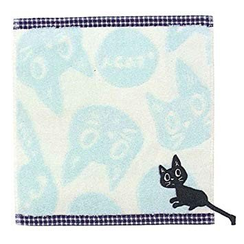 猫雑貨 小物 ノアファミリー J-CAT タオルハンカチ nekote-shop 04