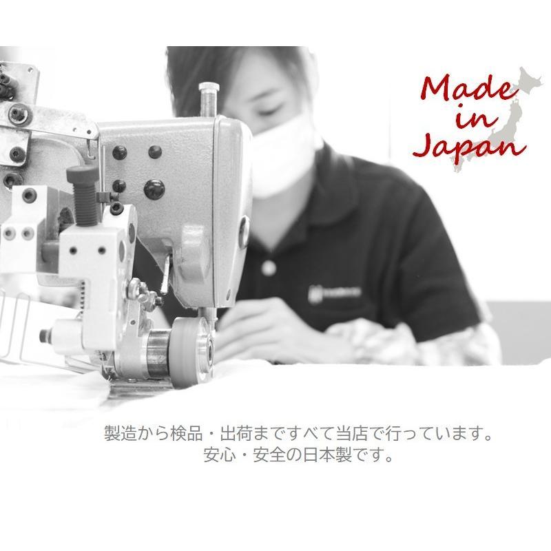 マスク 医療用ガーゼと脱脂綿で製造 同色5枚組 送料無料  日本製  nemuriestore 03