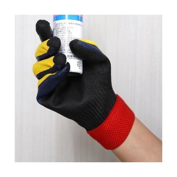 滑り止め手袋 MJ 作業用手袋 荷物運搬 引っ越し ポスト投函(送料全国一律370円)が選べます nemuriestore 04